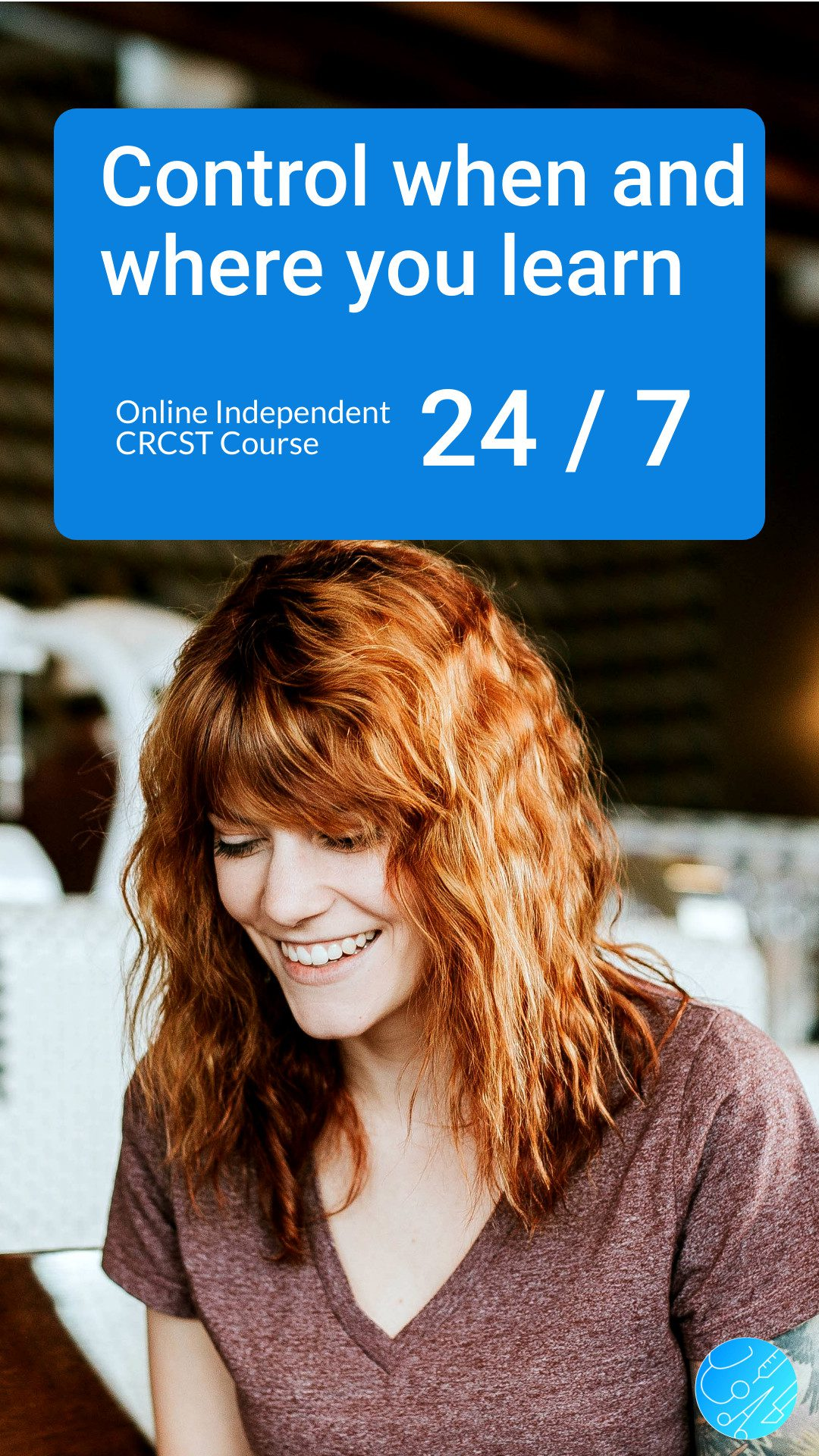 Online Independent Learning Options