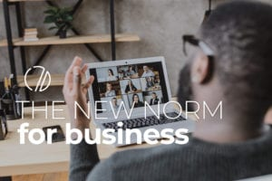 new normal for businesses