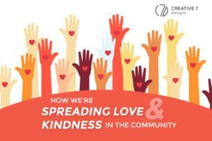 21 ways to spread love and kindness