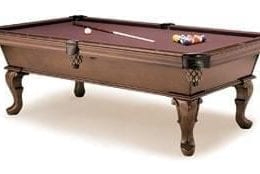 Olhausen Virginian Pool Table