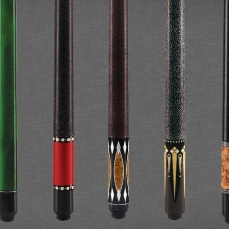 Pool Cues and Cases