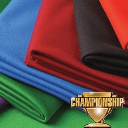 Championship Teflon Billiard Cloth for 10 Foot Pool Table