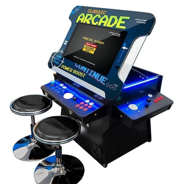 3500 Game Cocktail Arcade