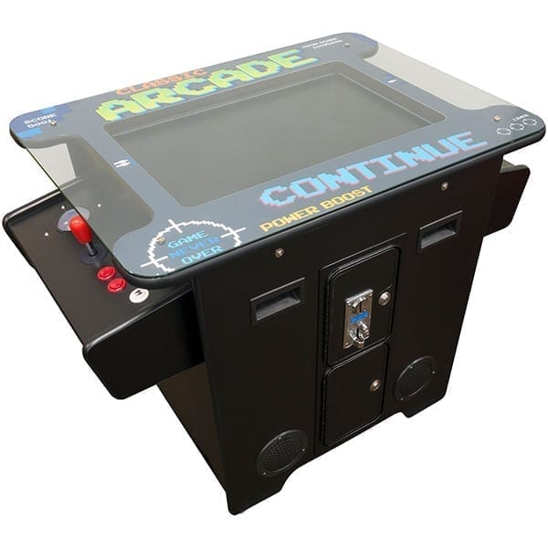 60 Game Cocktail Arcade