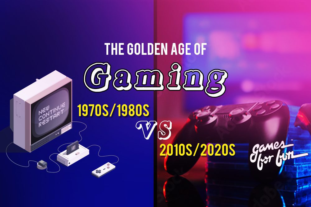 golden age of gaming